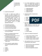 SP Simulacro Epidemiología 2019 2