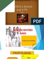 Profetas Mayores- Conociendo a Isasias y Sus Escristos
