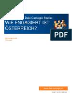 Dale Carnegie Studie Zu Engagement in Oesterreich