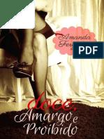 Amanda Fergonc - Doce, Amargo e Proibido
