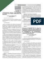 264-2019-Tr Ds Que Sobre Convenios de Formalizacion
