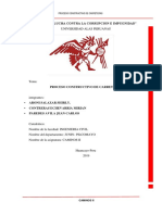 Proceso Constructivo de Carreteras PDF