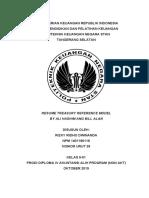 Treasury Reference Model