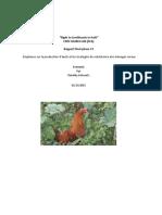 Emphases sur la production d'œufs et les stratégies de subsistance des ménages ruraux Haiti 3-29-15