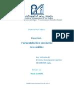 administateur provisoire (1)
