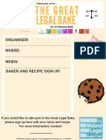 mlst office poster for recruiting bakers