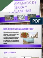 Deslizamientos de tierra y avalanchas.pptx