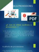 AUDITORIA A PROVEEDORES.pptx