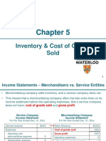 Ch.5 - Inventory and COGS_MH
