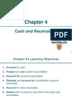 Ch.4 - Cash and Receivables_MH