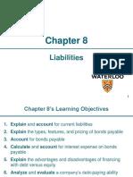 Ch.8 - Liabilities MH Obj1-4