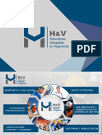 Brochure de H&V