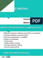 WRITING PROCESS+MEMOS&EMAILSPPT