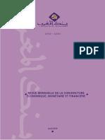 Revue Mensuelle de La Conjucture Économique, Monétaire Et Financiére