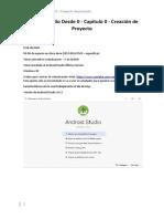 Android Studio Desde 0 - Capitulo 0 - Creacion de Proyecto