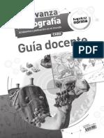 GD AVANZA GEOGRAFIA CABA Ambientes y Poblacion en El Mundo