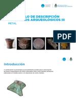 Protocolo Arqueologicos III