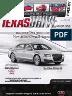 Texas Drive Magazine Nov 15-Dec 5,2010