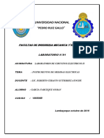 Informe Nª01 Lab, Crts Electr 2