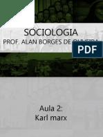 Slide Sociologia - Aula 2
