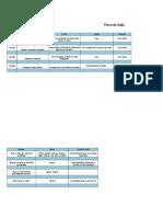 Planejamento - Trabalho Fundamentos Da Administração