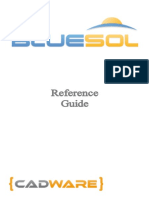 BlueSol Manual