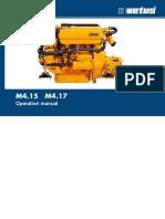 Vetus M4.15 Operation