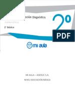 Matematica Evaluacion Diagnostica 2 Basico - Macrotipo