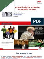 Doctrina Social de La Iglesia y Los Desafíos Actuales
