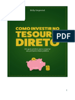 [Billy Imperial] Como Investir no Tesouro Direto