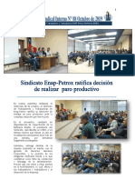 Informativo Sindical N° 88