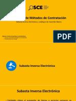 Seminario Métodos de Contratación