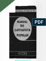 Manual Do Catequista Popular