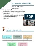 Cnc Machining Control Systems
