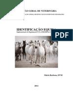 Manual de Identificação de Equinos