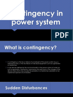 Contingency in power system.pptx