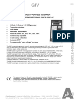GIV User Manual-Eng 4812273 01