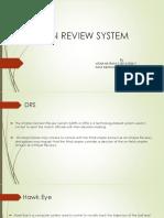 Visak & Kani -Decision Review System