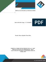 Tarea 1 - Características y Etapas de Las Negociaciones