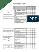 Revisión Cobertura Curricular Lenguaje 1 Basico