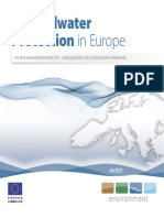 Groundwater Protection in Europe EC_EU Directive