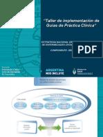 2015 02 Taller Implementacion 5 Gpc Presentacion