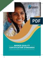 Bronze Quality Certificate Standards - Final