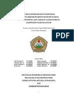 Asuhan Keperawatan Komunitas Kelompok New Bab 1-6