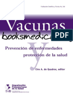 Vacunas Prevencion de Enfermedades y Proteccion de La Salud