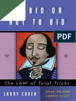 ToBidOrNotToBid (Sample).pdf