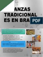 Danzas Tradicionales en Brasil