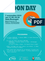 Locandina Radon Day 2019