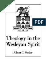 Theology in the Wesleyan Spirit