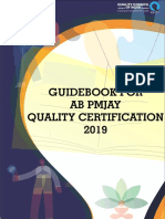 Quality Certification Process Guidebook